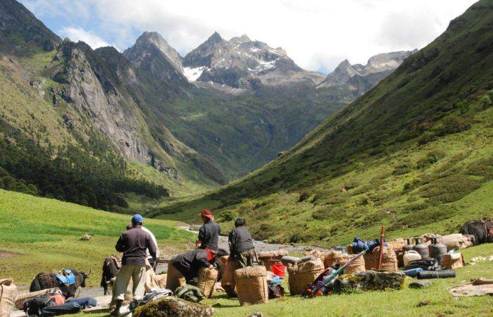 Trekking tour in Bhutan