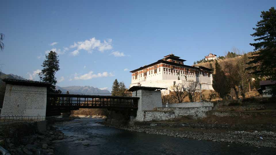Paro Rinpung Dzong, Bhutan