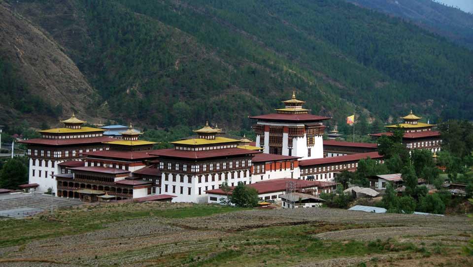 Tashichhodzong, Thimphu, Bhutan