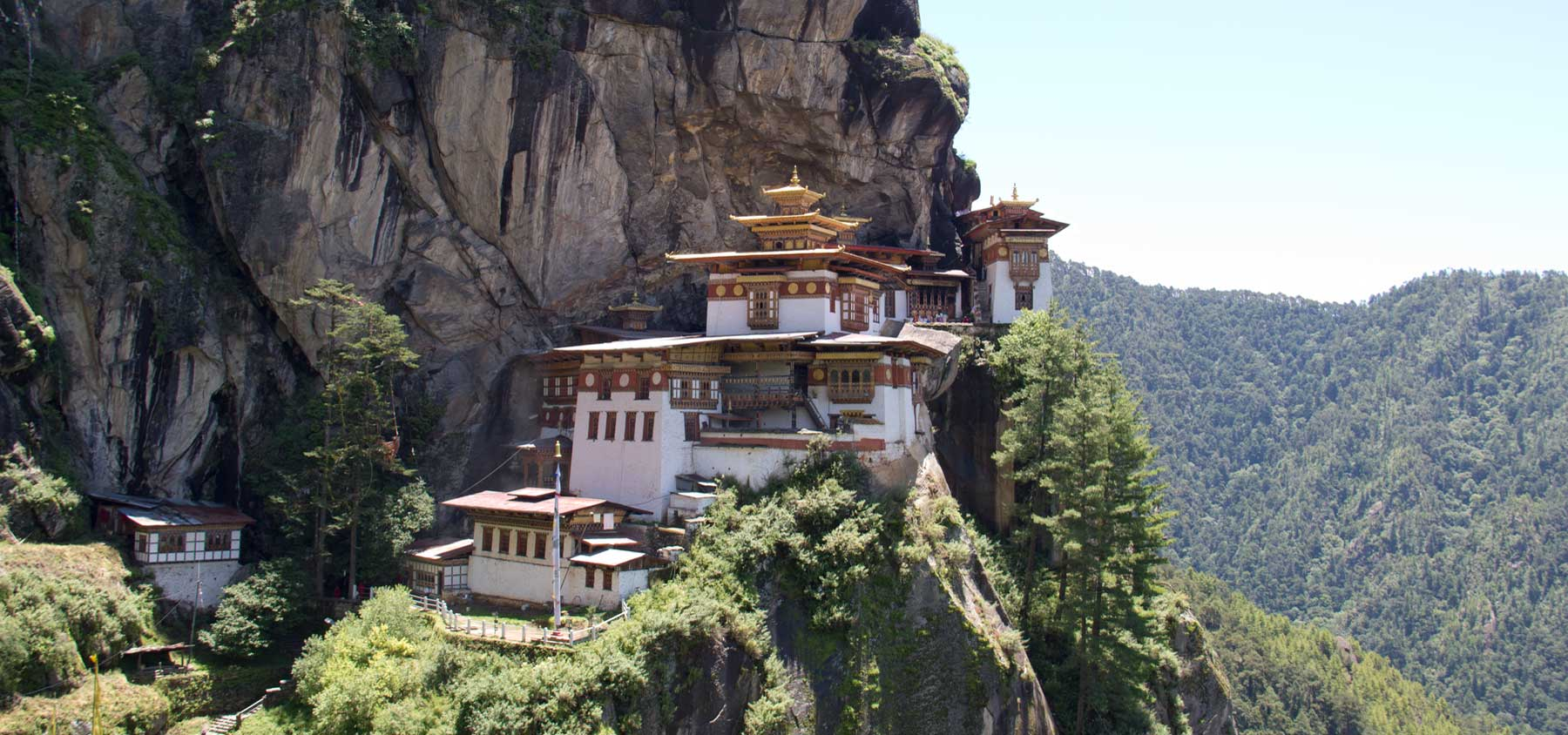 Photo of Paro Taktsang Bhutan, Glimpse of Bhutan Tour