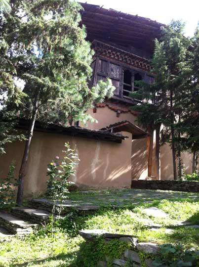 Folk Heritage Museum in Thimphu