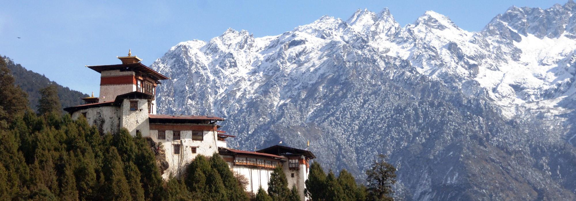Gasa Tashi Thongmen Dzong