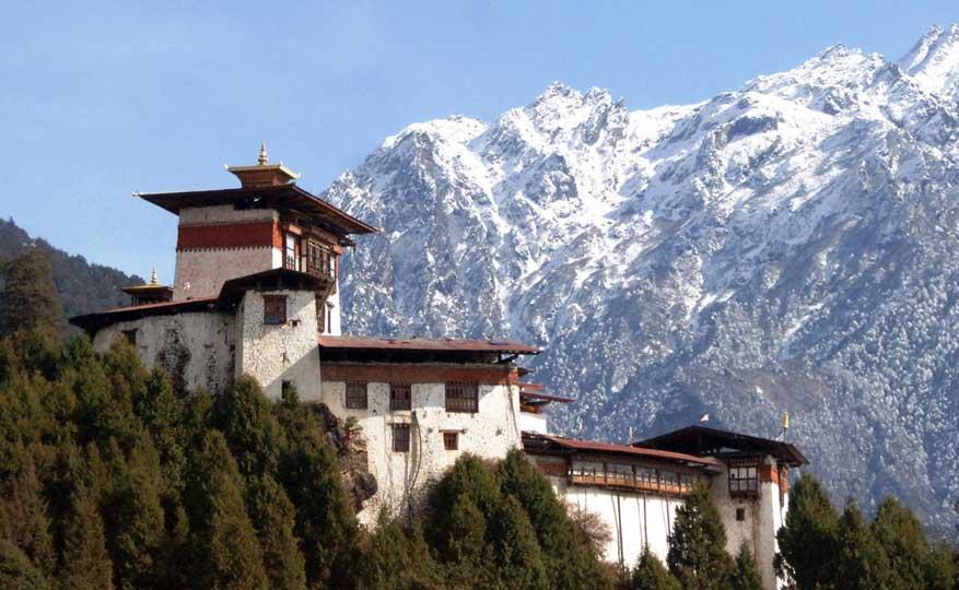 Gasa Tashi Thongmen Dzong, Bhutan