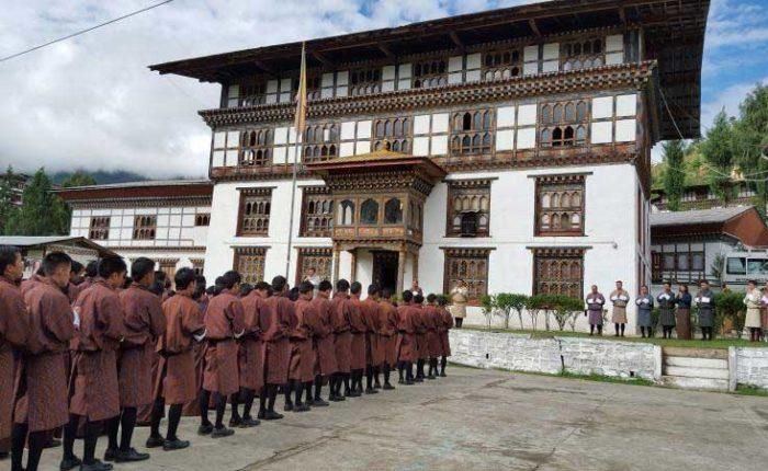 Thimphu Institute for Zorig Chusum