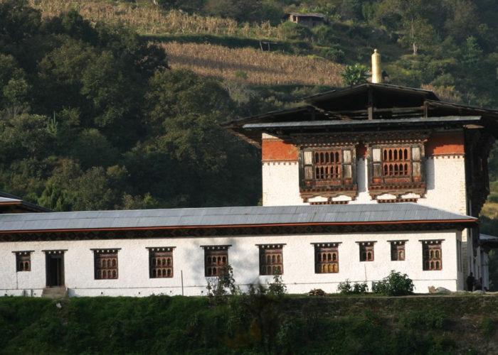 Trashi Yangtse in the eastern Bhutan