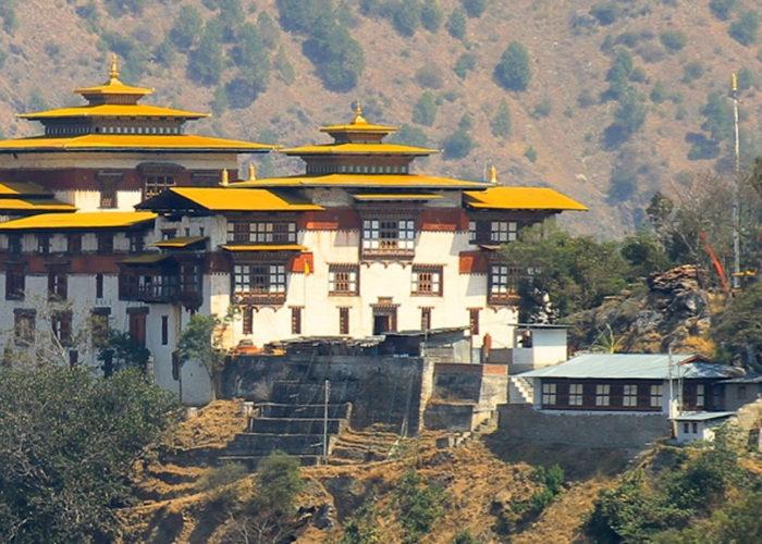 Trashigang Dzong, eastern Bhutan