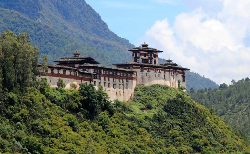 Wangdue Phodrang Dzong, Western Bhutan