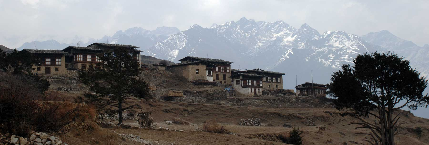 Laya Village, Bhutan