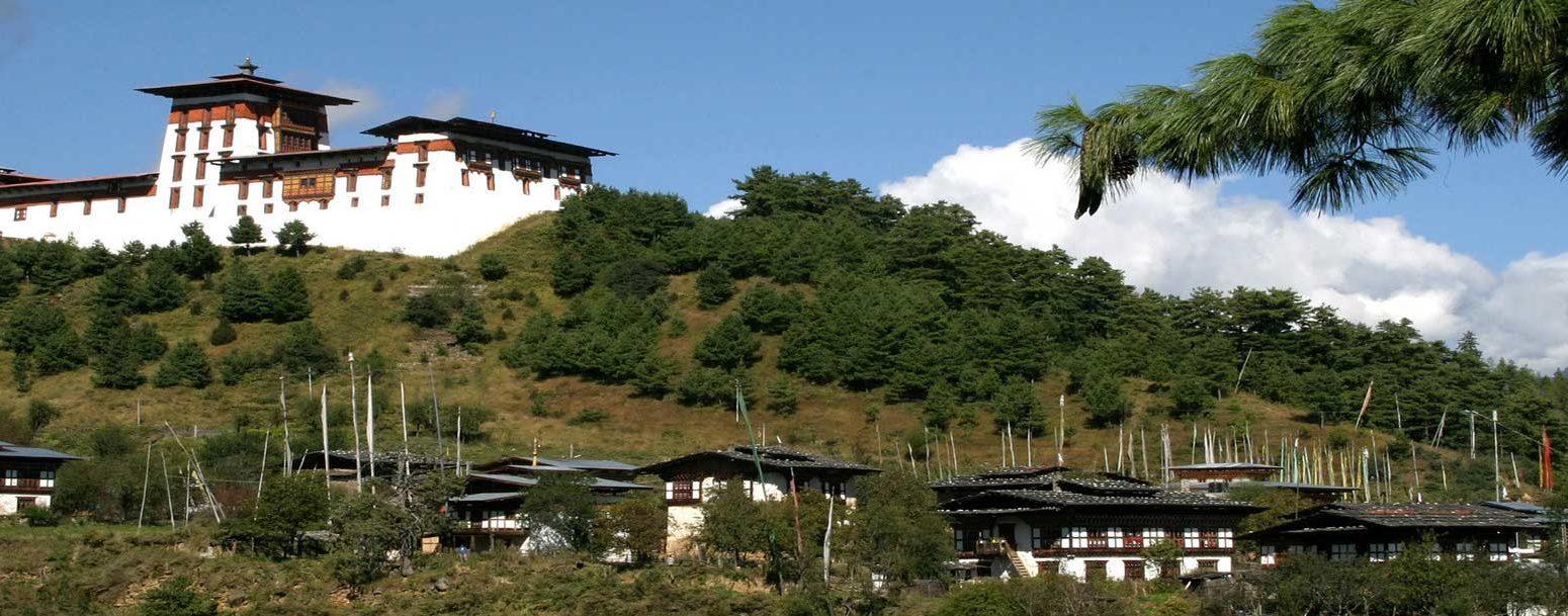Bumthang Jakar Dzong