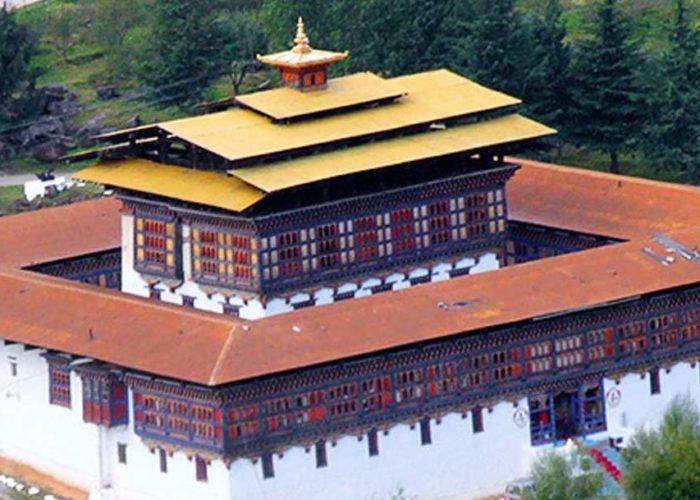 Haa Dzong, Bhutan