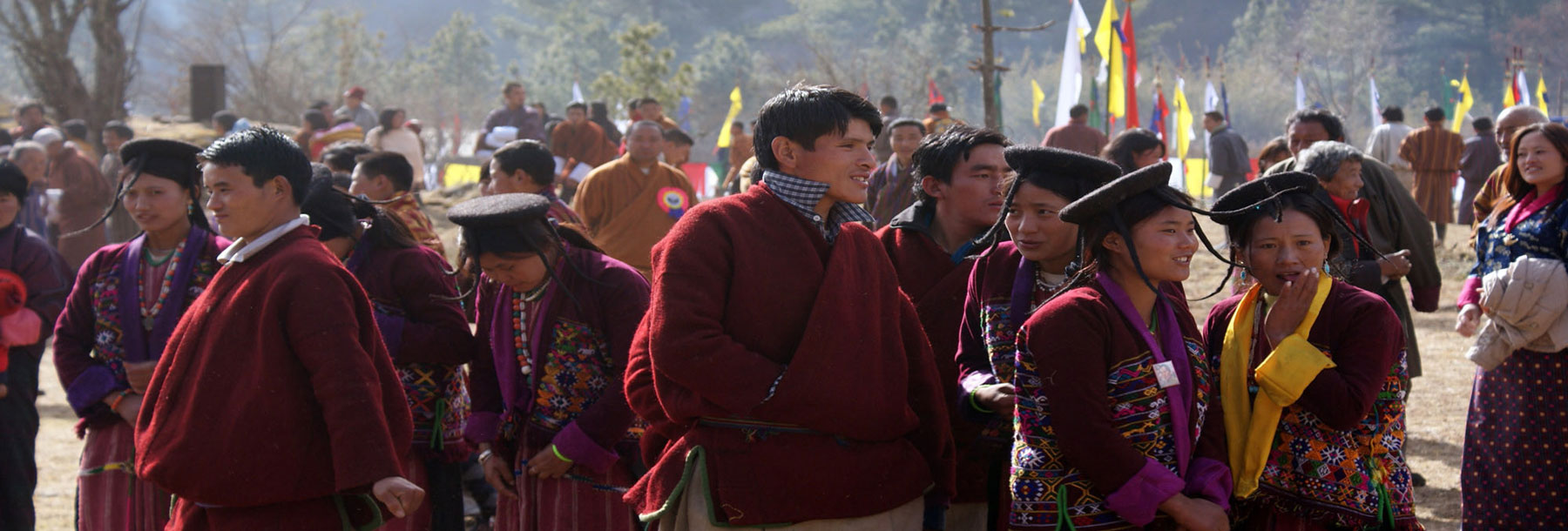 People of Merak & Sakteng in eastern Bhutan