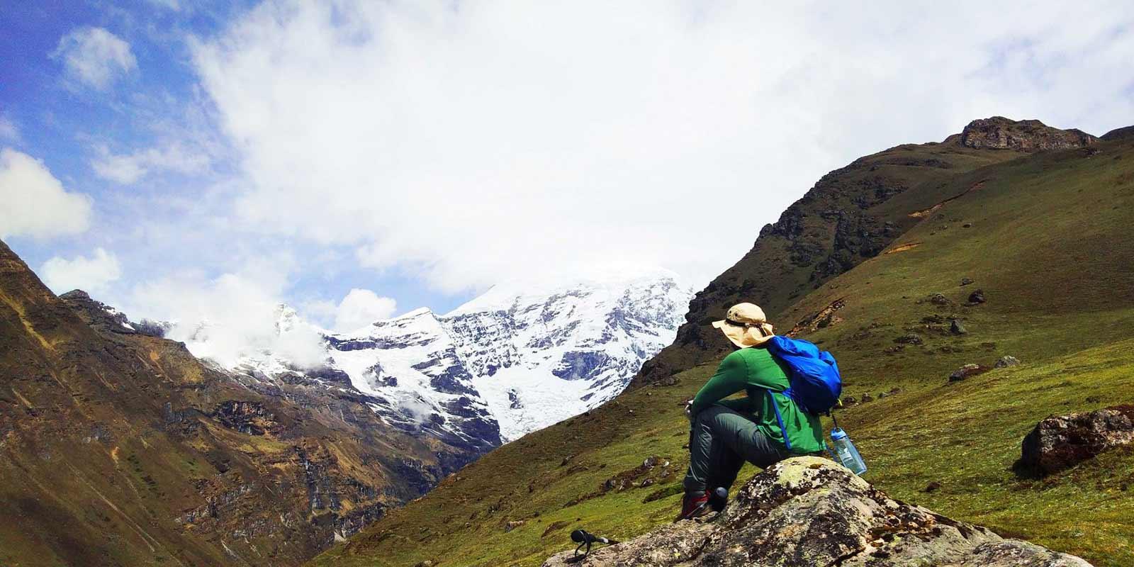 Trekking adventures in Bhutan