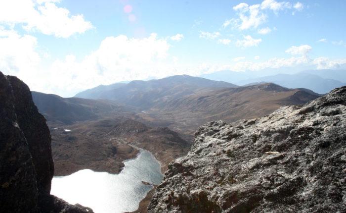 Dagala Thousand Lakes Trek in Bhutan. Trekking in Bhutan.