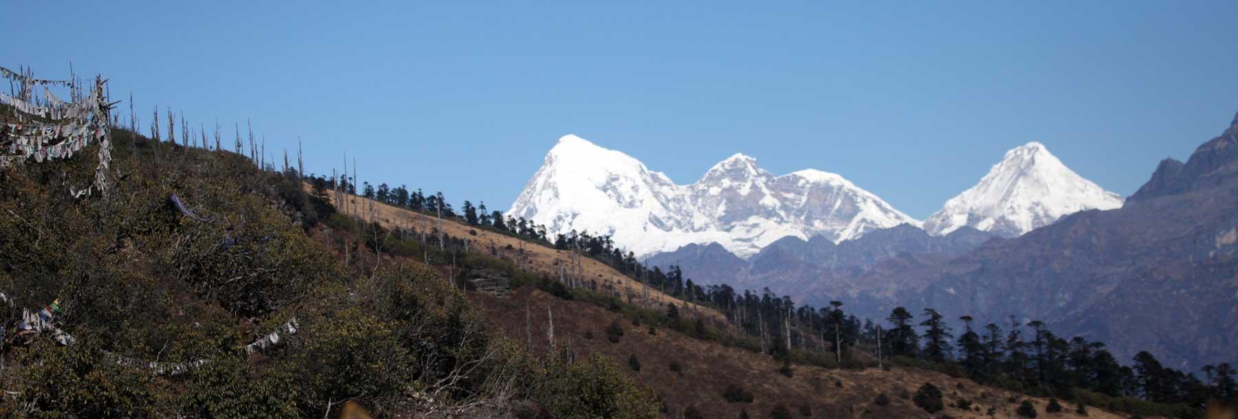 Jomolhari Loop Trek Bhutan