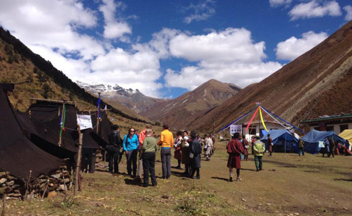 Trekking in Bhutan, 12 Days Jomolhari mountain festival of Bhutan
