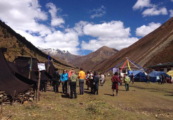 Trekking in Bhutan, 12 Days Jomolhari mountain festival of Bhutan