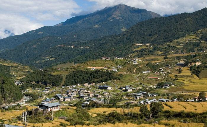 Trashi Yangtse Valley, Eastern Bhutan