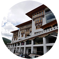 City Hotel in Thimphu - Bhutan Acorn Tours & Travel