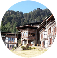 Dewachen Resort in Phobjikha - Bhutan Acorn Tours & Travel