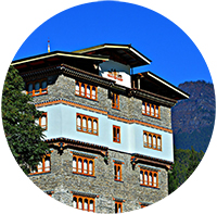 Hotel Amodhara in Thimphu - Bhutan Acorn Tours & Travel