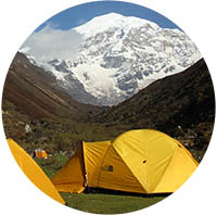 Jomolhari Base Camp at Jangothang (4080m) - Bhutan Acorn Tours & Travel