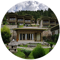 Khangku Resort in Paro - Bhutan Acorn Tours & Travel