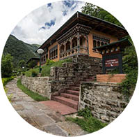 Lingkhar Lodge in Trashigang, Eastern Bhutan - Bhutan Acorn Tours & Travel
