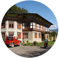 Mountain Lodge in Bumthang, Central Bhutan - Bhutan Acorn Tours & Travel