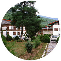 Olathang Hotel in Paro - Bhutan Acorn Tours & Travel