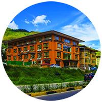 Tara Phendeyling Hotel in Thimphu - Bhutan Acorn Tours & Travel