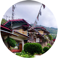 Yangkhil Resort in Trongsa, Central Bhutan - Bhutan Acorn Tours & Travel