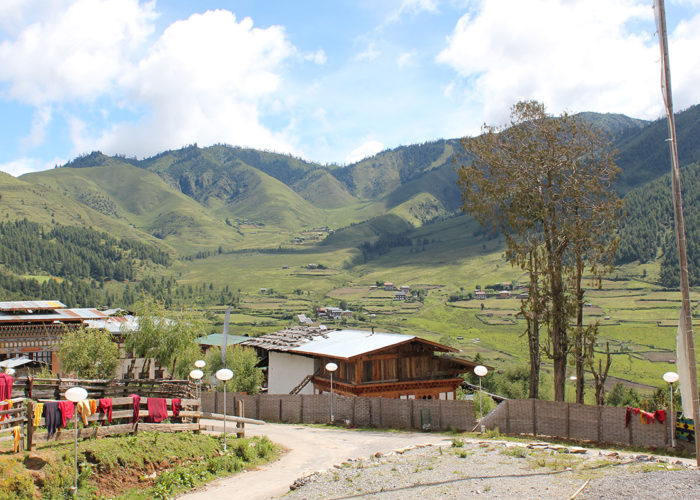 Explore Hidden Kingdom Bhutan - Phobjikha Valley - Bhutan Acorn Tours & Travel