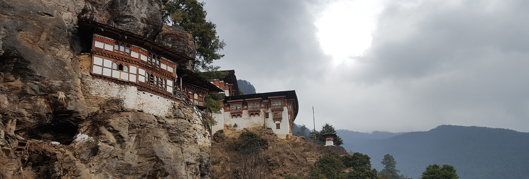 Tango Monastery in capital Thimphu - Bhutan Acorn Tours & Travel