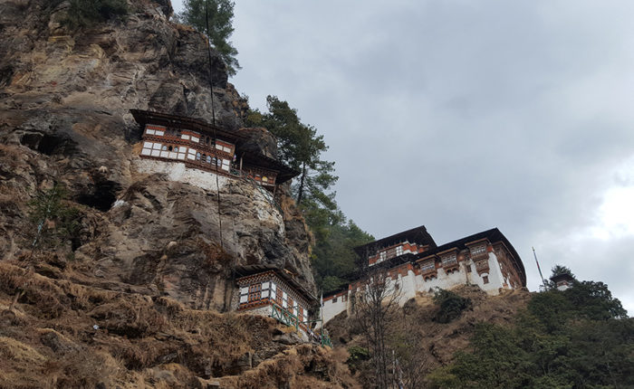 Tango Monastery in north Thimphu - Bhutan Acorn Tours & Travel
