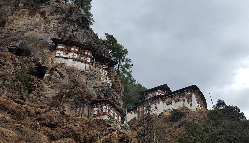 Tango Monastery in north Thimphu - Bhutan Acorn Tours & Travel