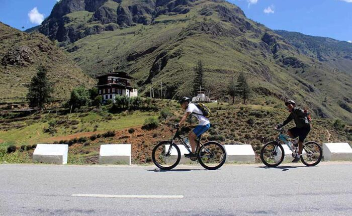 Tour of the Dragon, the toughest one-day mountain bike race in the world, Bhutan